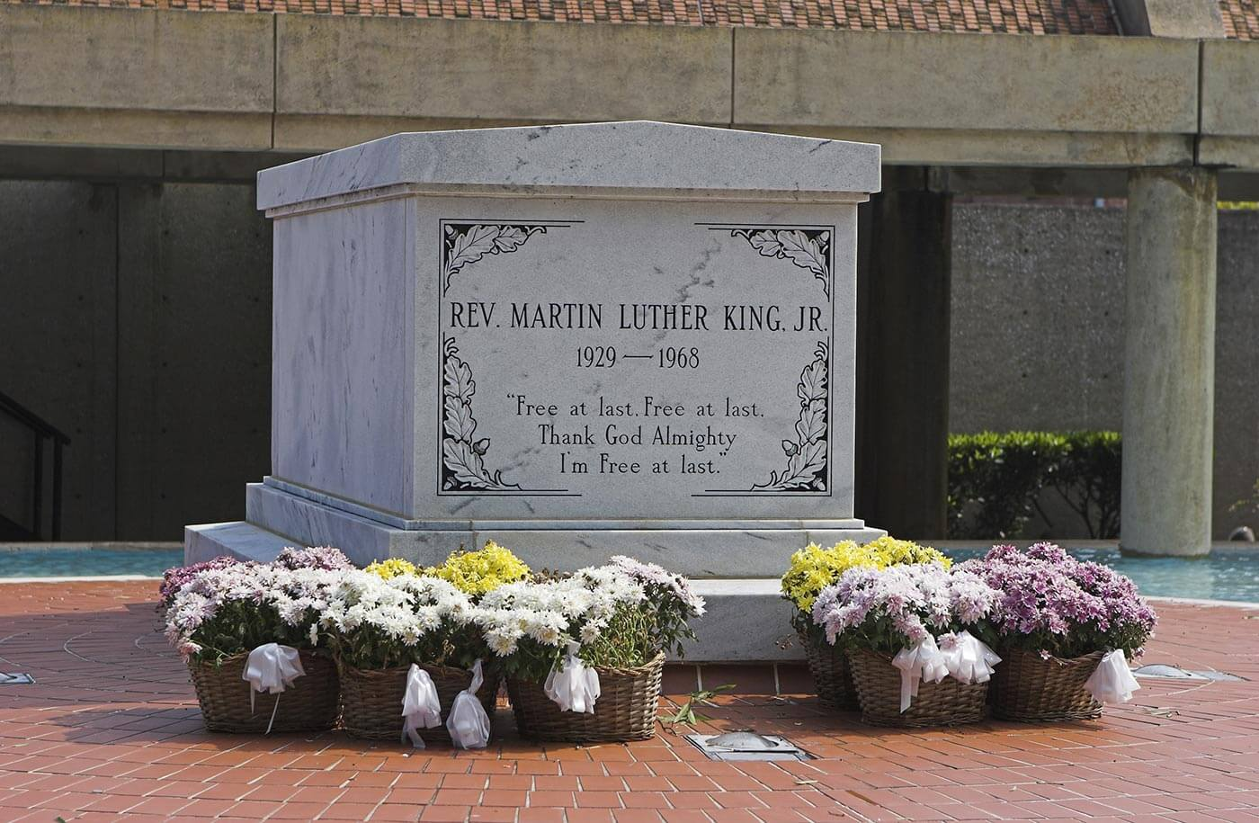 Sitio Histórico Nacional Martin Luther King Jr
