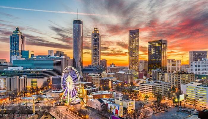Image result for Atlanta, Georgia