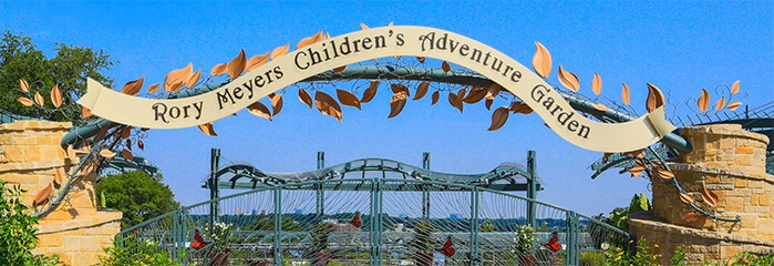 Rory Meyer's Children's Adventure Garden