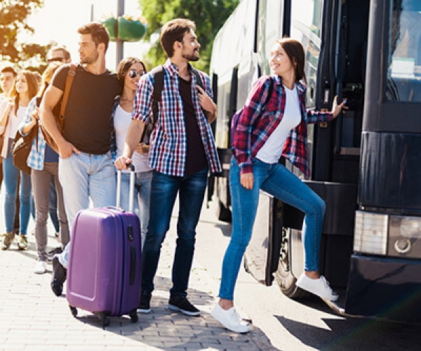 5 TIPS FOR BUS TRAVELERS