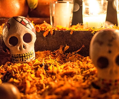 3 best places to celebrate the Day of the Dead